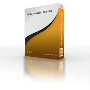 Redakční systém Joomla! 2.5