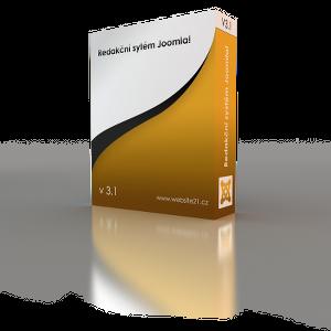 Redakční systém Joomla! 3.1