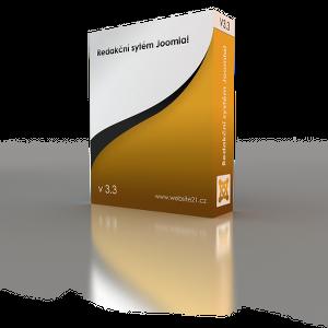 Redakční systém Joomla! 3.3