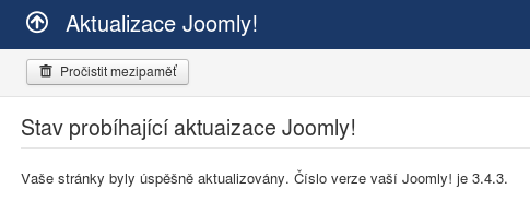 upgrade joomla 06